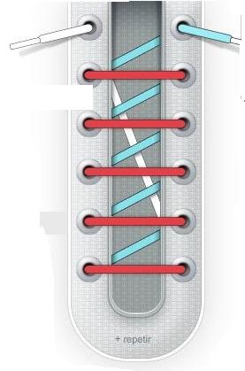 70e6bfdf5ecd Truques de New Balance para amarrar os cadarços da melhor forma ...