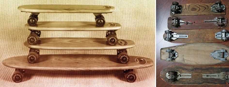 e1ccecb084a58 Anos 50 – Nascimento do Skate