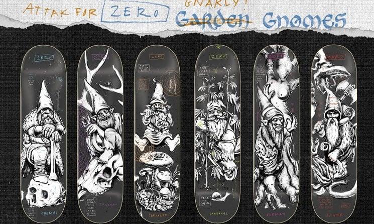 zero skate online Shop