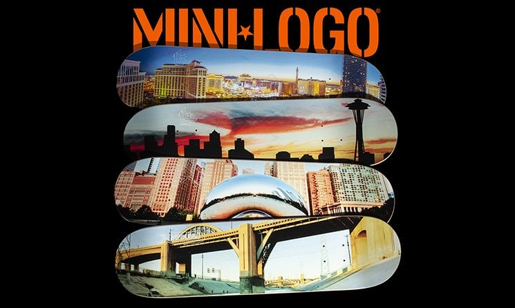 Minilogo City Series