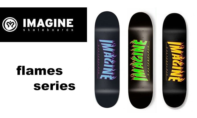 Imagine Skateboards