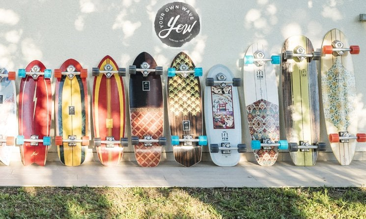 Yow Surfskate Longboards