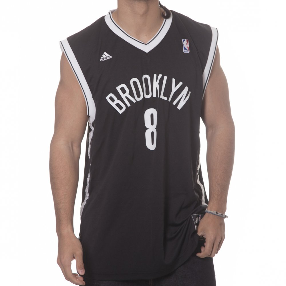 480e4298f Camisola NBA Adidas  Brooklyn Nets Williams BK ...