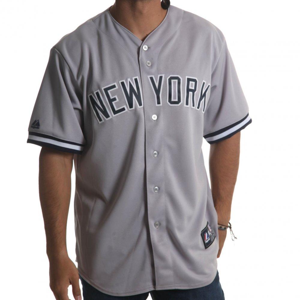 884dcd6149ff4 Camisa MLB Majestic  New York GR ...