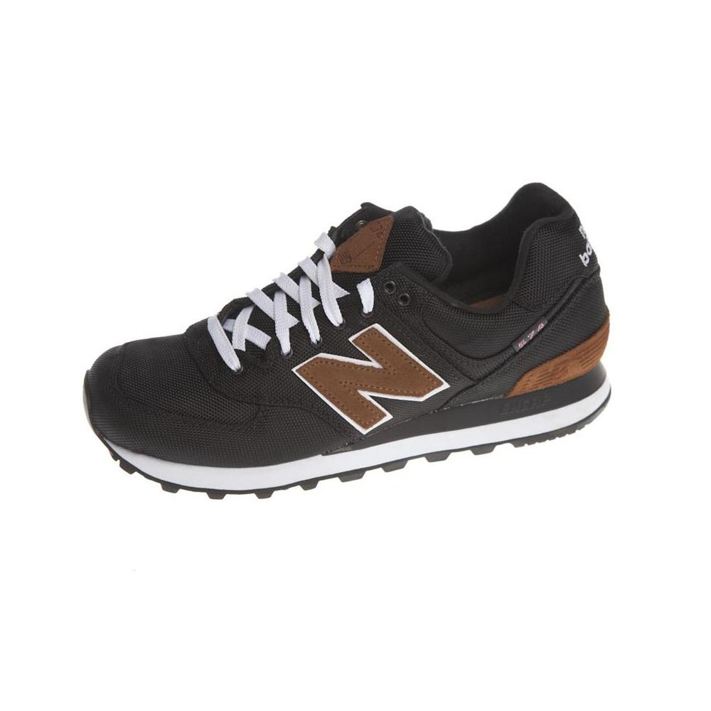 outlet store dirt cheap amazing price Zapatillas New Balance: ML574 BK | Comprar online | Fillow ...