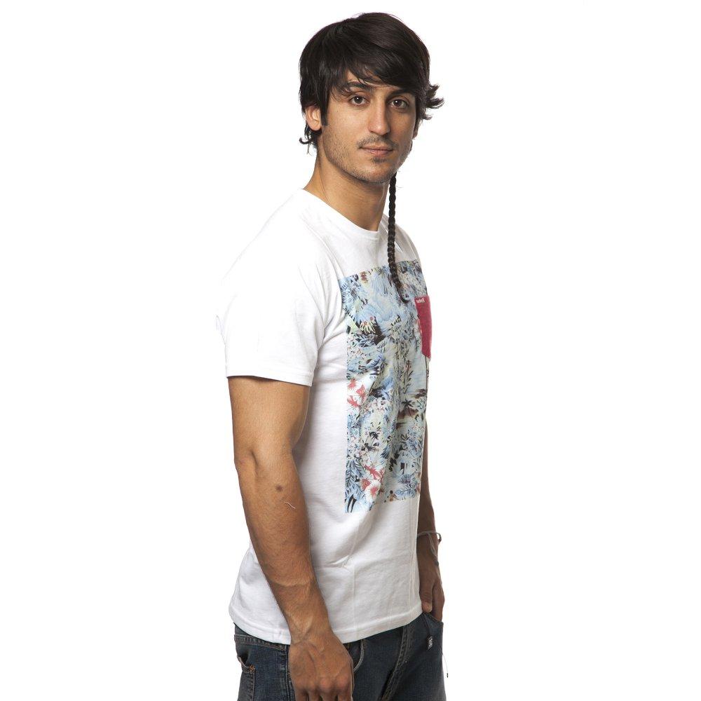 ... T-Shirt Hurley  Aloha Pocket WH. ‹ dc82be6a672