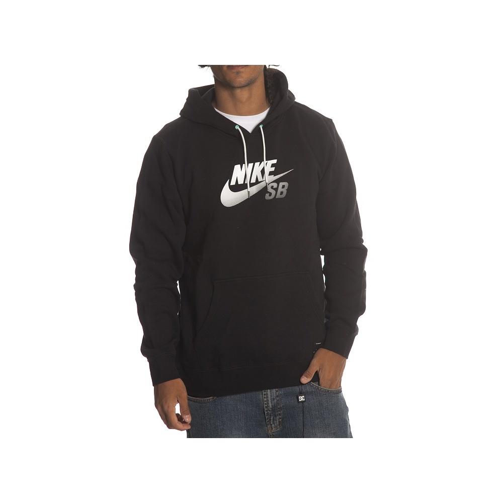 Sweatshirt Nike SB: SB Icon Gradient Po Hoody BK