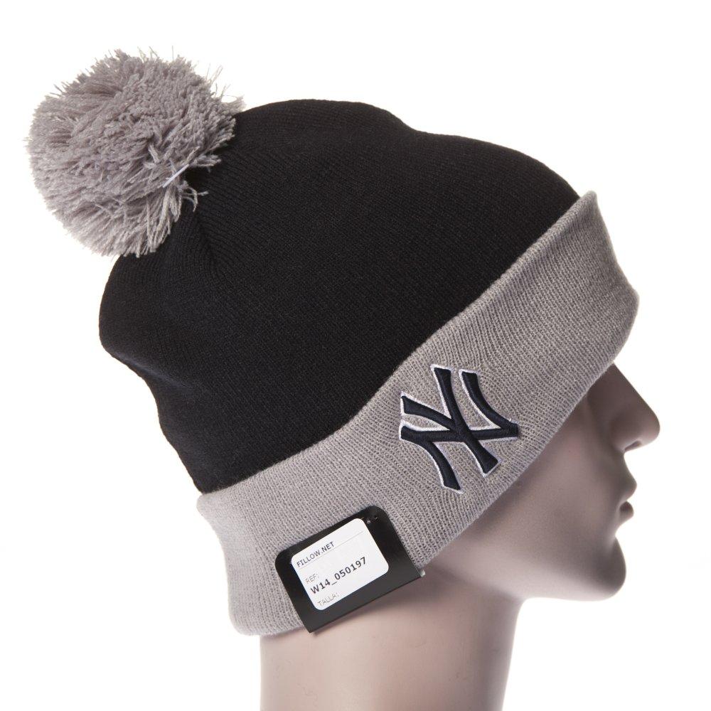 ... Gorro New Era  Team Crown NY Yankees NV GR ... e9d3b865d00