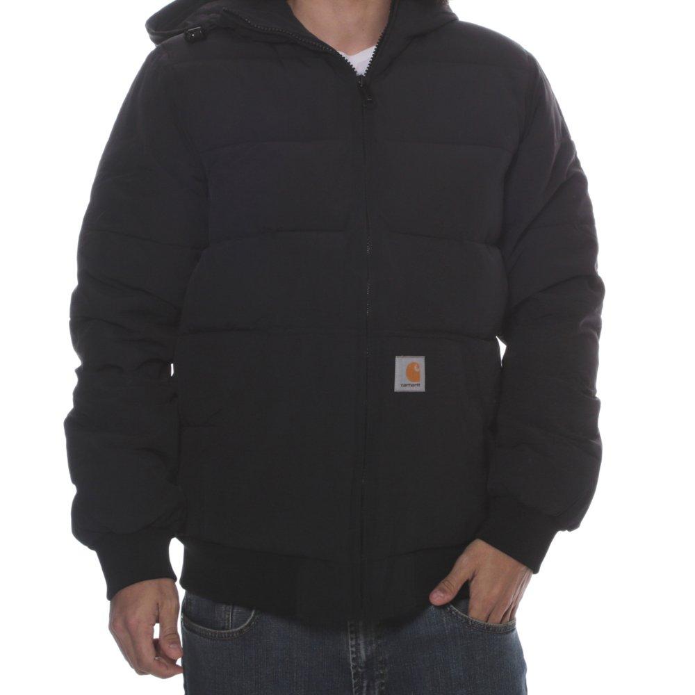 Casaco Carhartt: Belmont Jacket Supplex Black BK