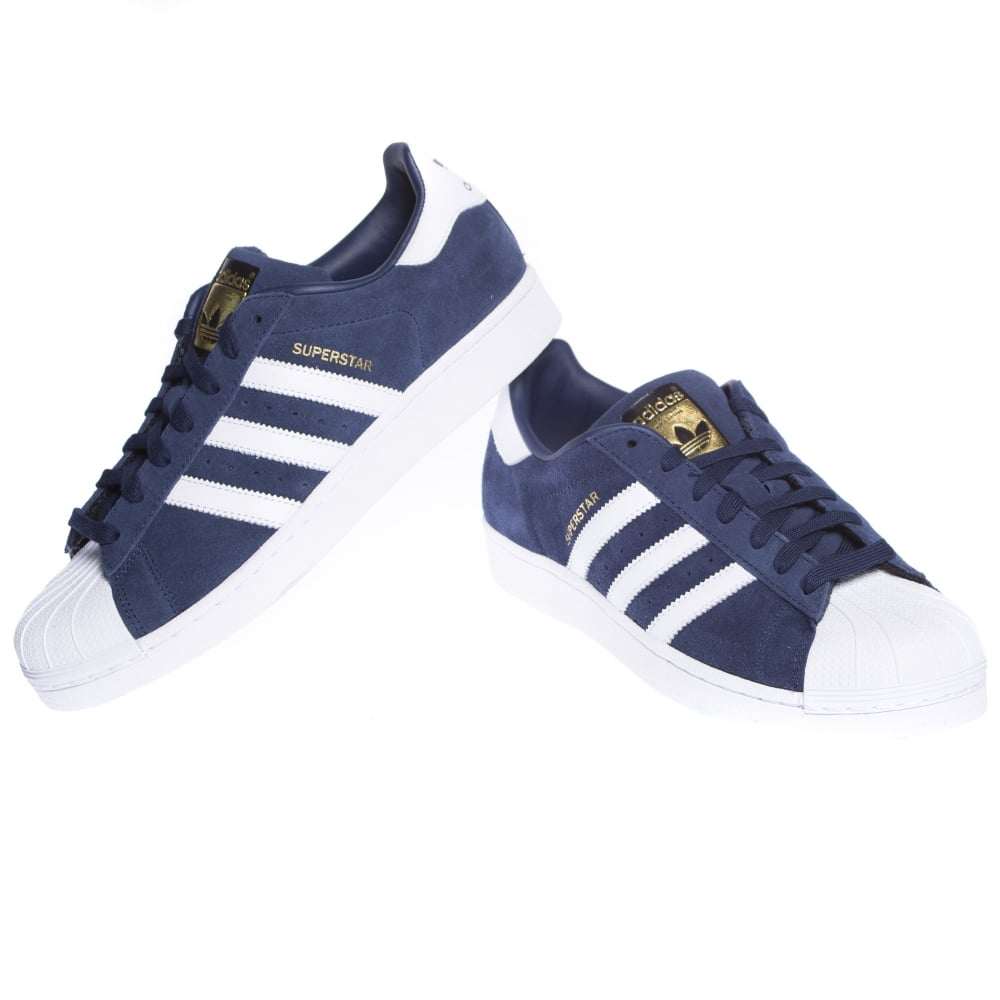 Ténis adidas originals: Superstar Suede NVWH | Encomendar