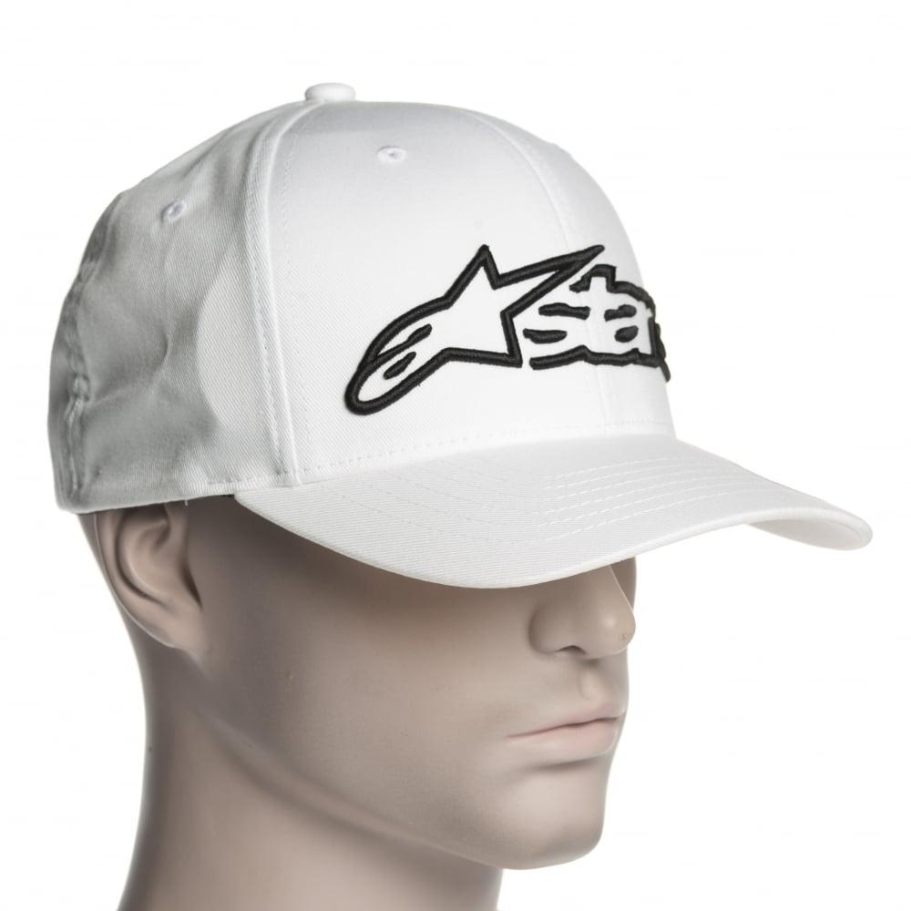 aa25047906eeb ... Boné Alpinestars  Blaze Flexfit Hat WH ...