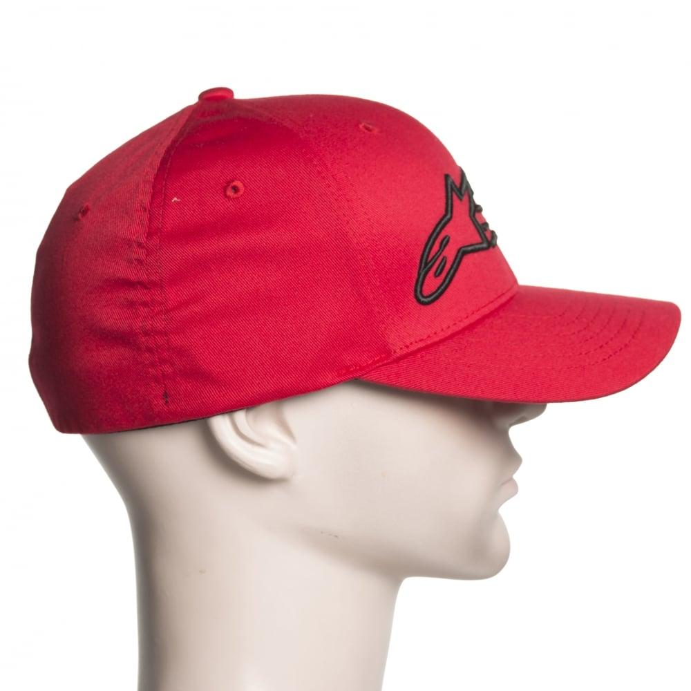 3d8367a44a1cc ... Boné Alpinestars  Blaze Flexfit Hat RD ...