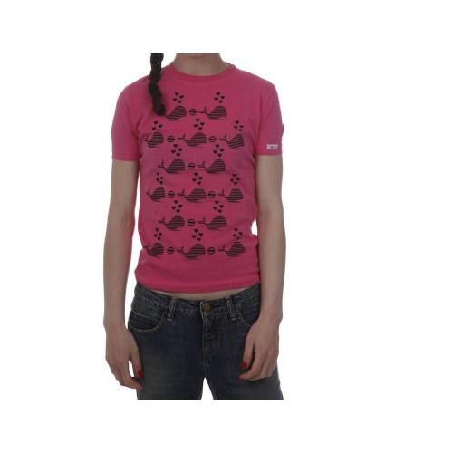 T-Shirt Mulher Split: Moby PK, XS
