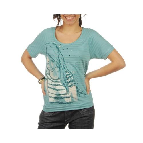 T-Shirt Mulher Roxy: Heart Core GN, XS