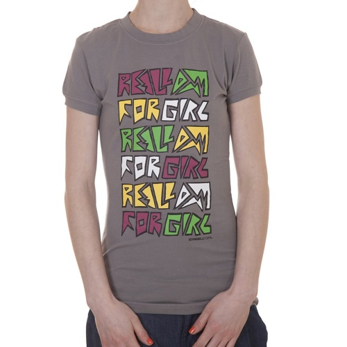 T-Shirt Mulher Reell: Mouse GR, XS