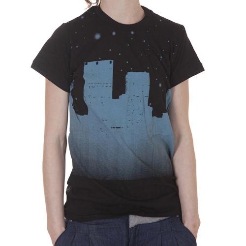 T-Shirt Mulher Matix: Cityline BK, XS