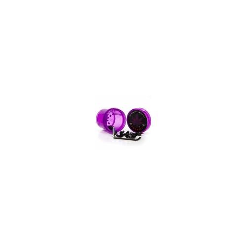 "Parafusos Diamond: Hella Tight Hardware Torey Pudwill 7/8"" Purple"