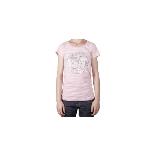 T-Shirt Mulher Superdry: Sunbleach Pale PK, XS