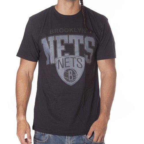 T-Shirt Mitchell & Ness: Tonal Arch Nets BK
