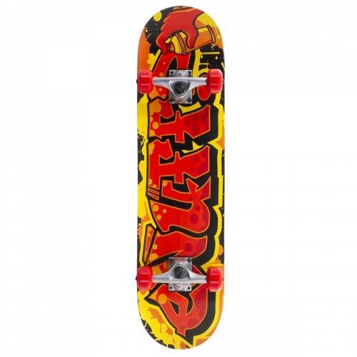 Skate Completo Enuff: Mini Graffiti II Red 7.25