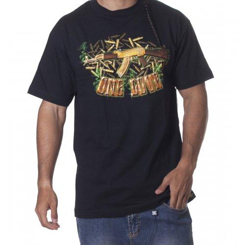 T-Shirt Shake Junt: One Love BK
