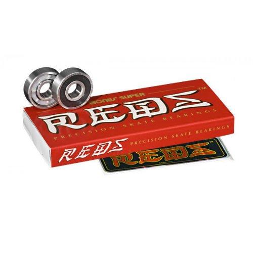 Rolamentos Bones: Super Reds