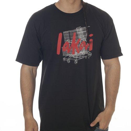 T-Shirt Lakai: TSC Chunk Tee Choco 20 Years BK