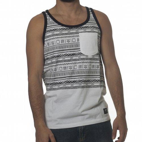 T-shirt de alças Wrung: Natives WH