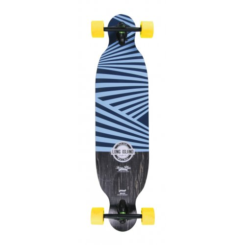 Longboard Completo Long Island Skateboard: 15A LI Retro