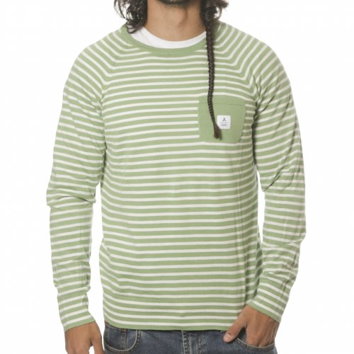 Sweater WESC: Bentley Watercress GN
