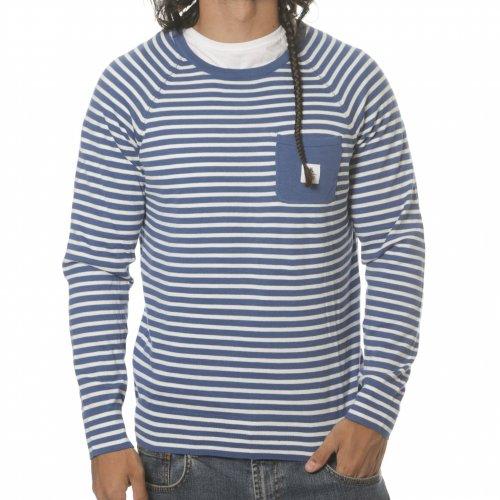 Sweater WESC: Bentley Deep Sea BL