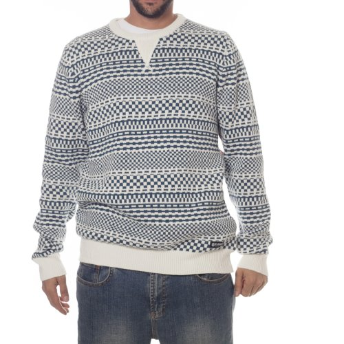 Sweater Element: Berry Ivory WH/GN