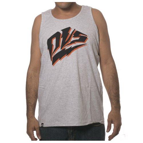 T-Shirt de alças DVS: Blitz Tank - Grey/Black GR