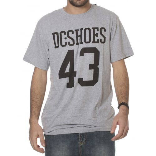 T-Shirt DC Shoes: Numbers KNF GR