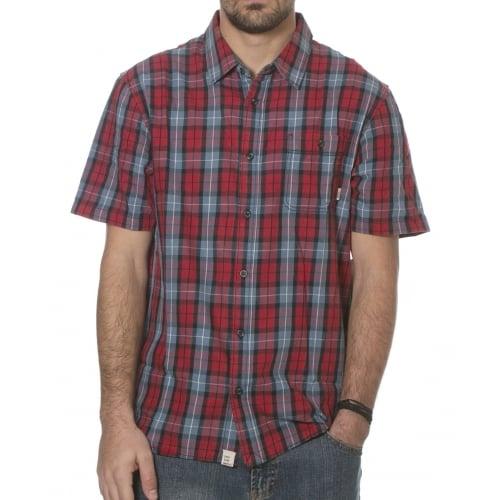 Camisa Vans: Sherborn Chili Pepper RD/BL