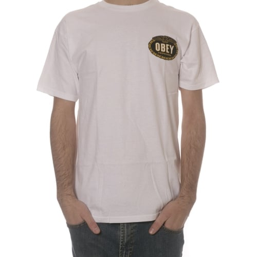 T-Shirt Obey: Imperial Glory Eagle WH