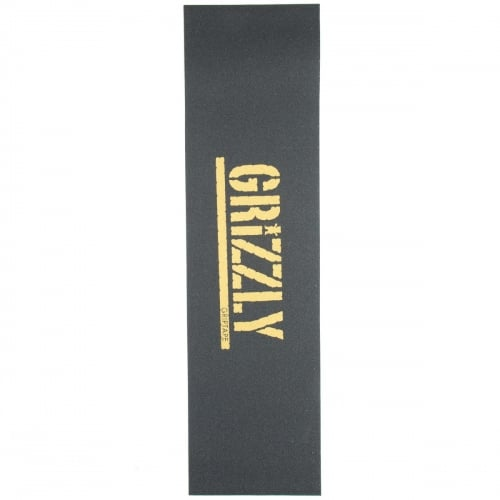 Lixa Grizzly: Stamp Print Grip Gold
