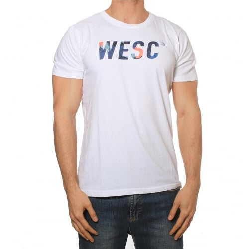 T-Shirt WESC: Marlow WH