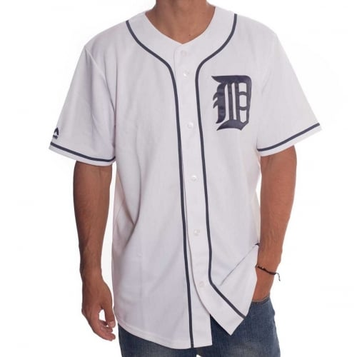 Camisa MLB Majestic: Detroit Tigers WH