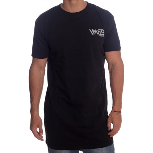 T-Shirt Grimey: Fire Eater Long Tee BK