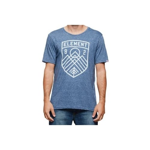 T-Shirt Element: Bern SS Midnight BL