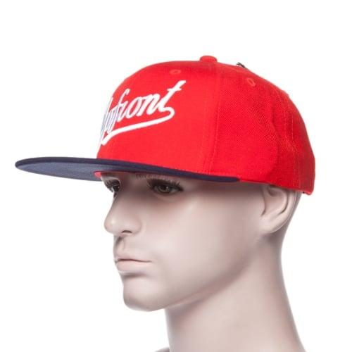 Boné Up Front: UF1272 - Mix Snapback Cap RD