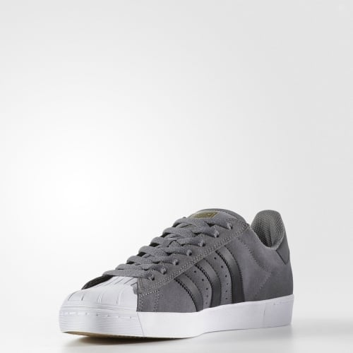 Ténis adidas originals: Superstar Vulc ADV BY3940 GR