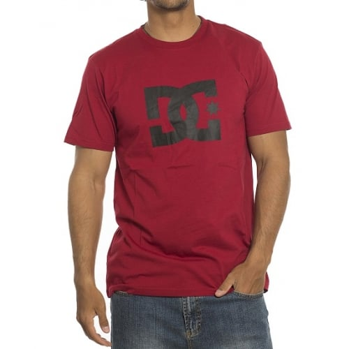 T-Shirt DC Shoes: Star SS RD