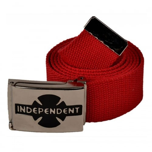 Cinto Independent: Clipped Cardinal Red RD