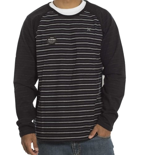 Sweater Hurley: Serape Crew BK