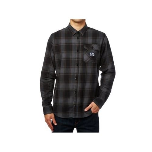 Camisa Fox Racing: Rovar Flannel GN