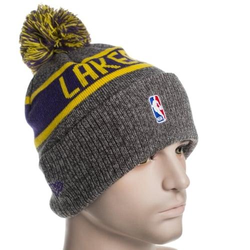Gorro New Era LA Lakers Bobble