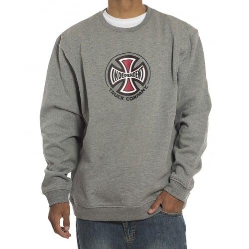 Sweatshirt Independent: Crew truck Co GR