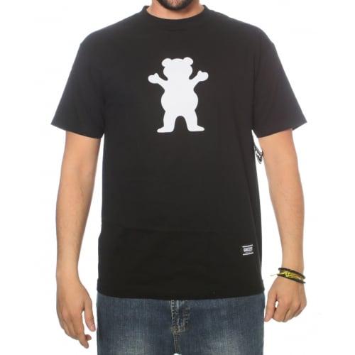 T-Shirt Grizzly: OG Bear BK